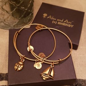 NWOT Alex and Ani Bracelets